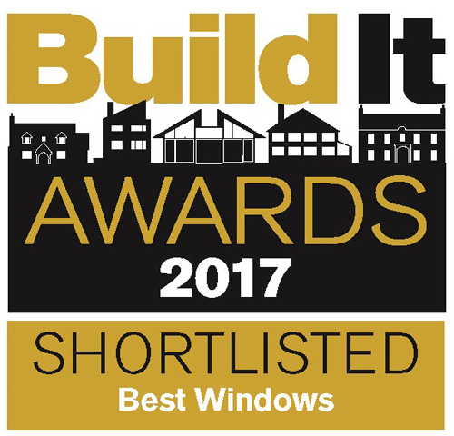 Residence is 'Best windows' finalist at Build-It Awards