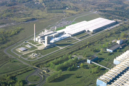 Guardian Glass' new float and coated glass plant will be located adjacent to the company's existing plant in Czestochowa, Poland.