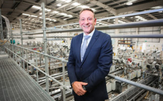 Robert Thiroff is set to develop global sales for Liniar
