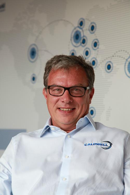 David Walker, Caldwell managing director