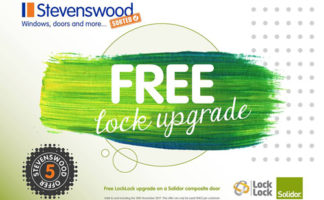 Free Lock Lock upgrade on all Solidors from Stevenswood