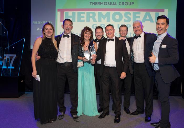 Derek Bonnard Award 2017