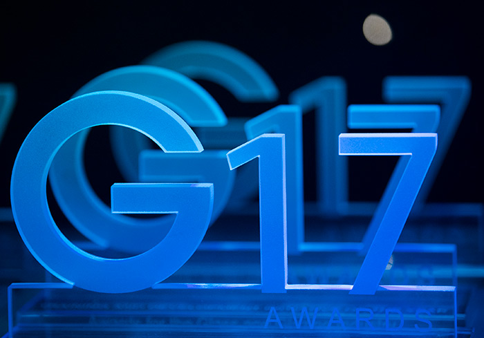 Trophies Glass Awards 2017