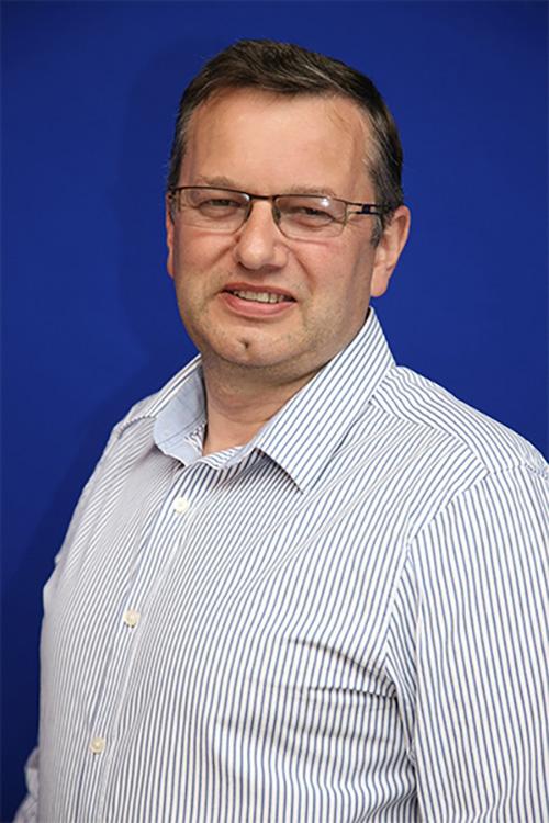 Sean Parnaby - managing director, West Port Windows & Doors