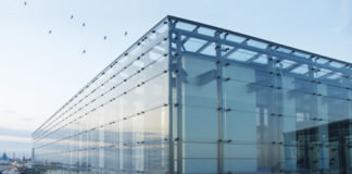 The new CRL Langle Al-Wall rain screen system will be exhibited for the first time at the Build Show