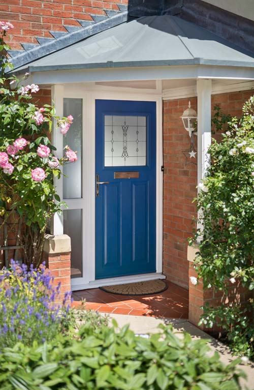 Solidor's new door range and pastel colour pallet