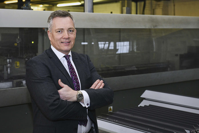 Stuart Judge has been appointed managing director at Fusion Windows and Doors.