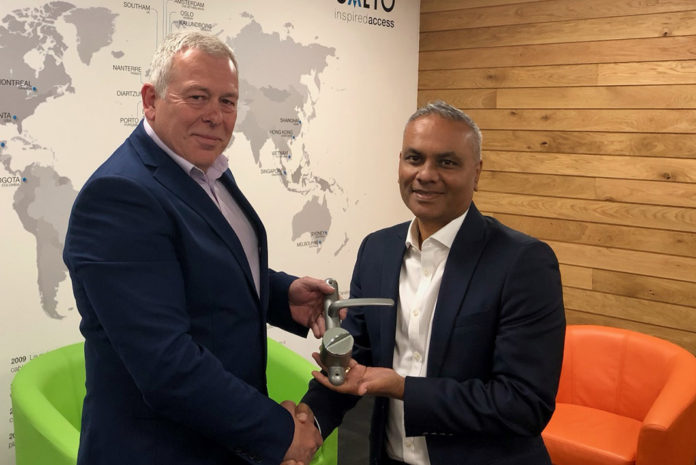 Brisant-Secure and Salto Collaborate to Create Ultion Smart