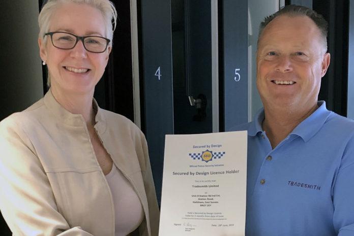 MD, Mark Hutchinson & Lynn Poole (SBD)