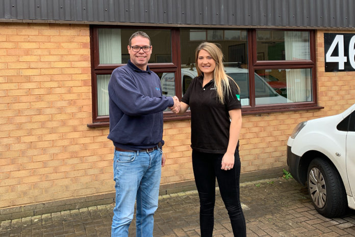 Steve Flavell, Total Profiles with VBH's Harriet Adams