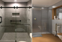 Serenity and Cambridge from CRL are sliding door systems that are available in choice of finishes