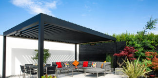 The Caribbean Blinds Outdoor Living Pod