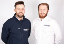 Callum Shrimpton and Ben Dowell of Endurance Doors.