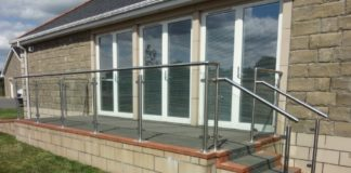 Tuffx balustrade installation Scotland