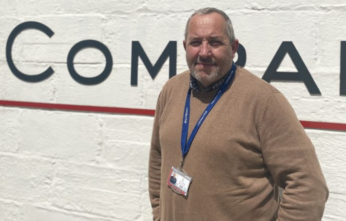 Ray Baty has been appointed as contracts manager of The Window Company (Contracts)